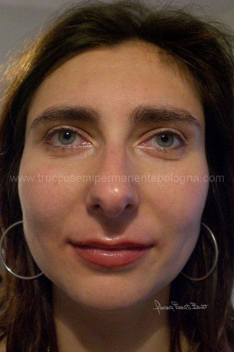 Contorno labbra sfumato