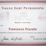 Certificato Sfumature