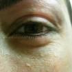 eyeliner tattoo -inferiore